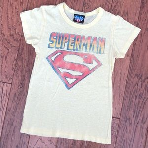 Junk Food Superman Tee